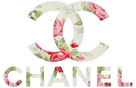 Chanel. Disenos de unas, Ilustraciones, Manualidades