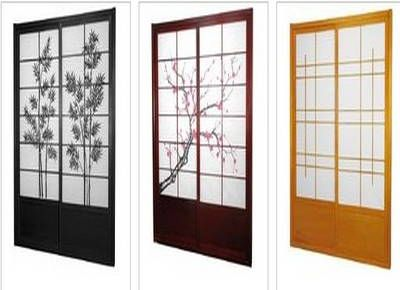 Pin De Wendy Hinostroza En Ideas Para El Hogar En 2018 Pinterest - Puertas-japonesas-deslizantes