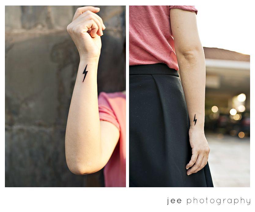 Harry Potter Tattoo Bolt Tattoo Neck Tattoo Lightening Bolt Tattoo