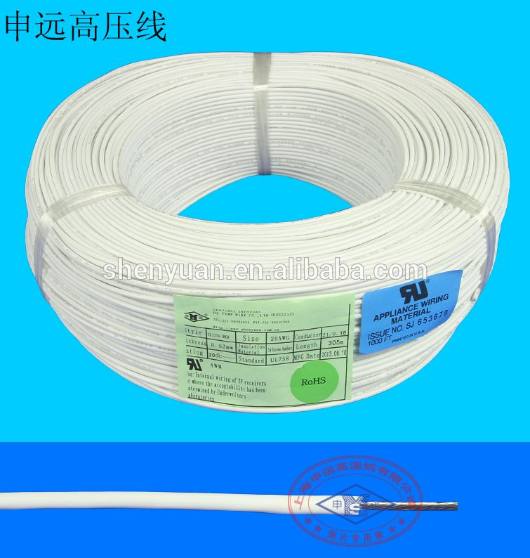 UL1911 PFA Teflon High Voltage Wire | alibaba | Pinterest | High voltage