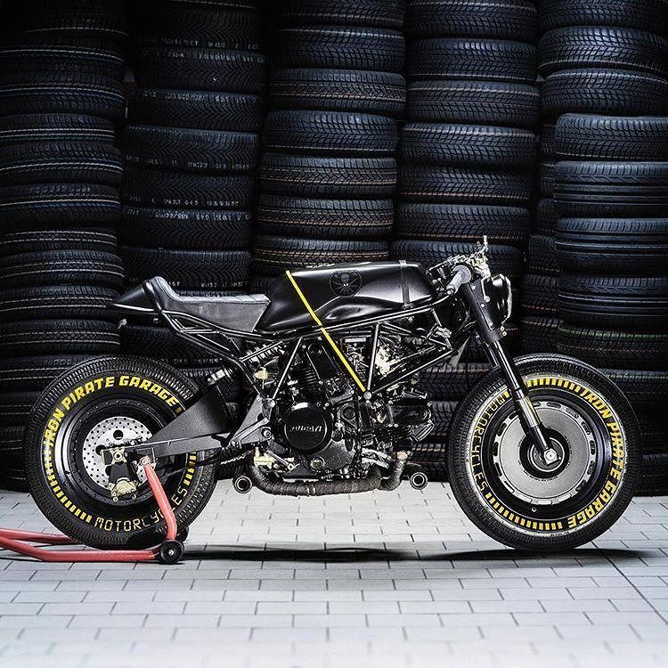 Italy's Iron Pirate Garage have done the double—they've made it into our Bikes Of The Week two weeks in a row This time, it's a radical Ducati 750 SS built by Iuri Castaldi and his crew. Called the 'Kraken,' it takes the post-apocalyptic look to a...