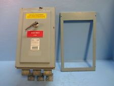Details About Ge Qmr325 W Hardware 400 Amp 240v Qmr Fusible Panelboard Unit Thfp325 400a The Unit Hardware Ebay