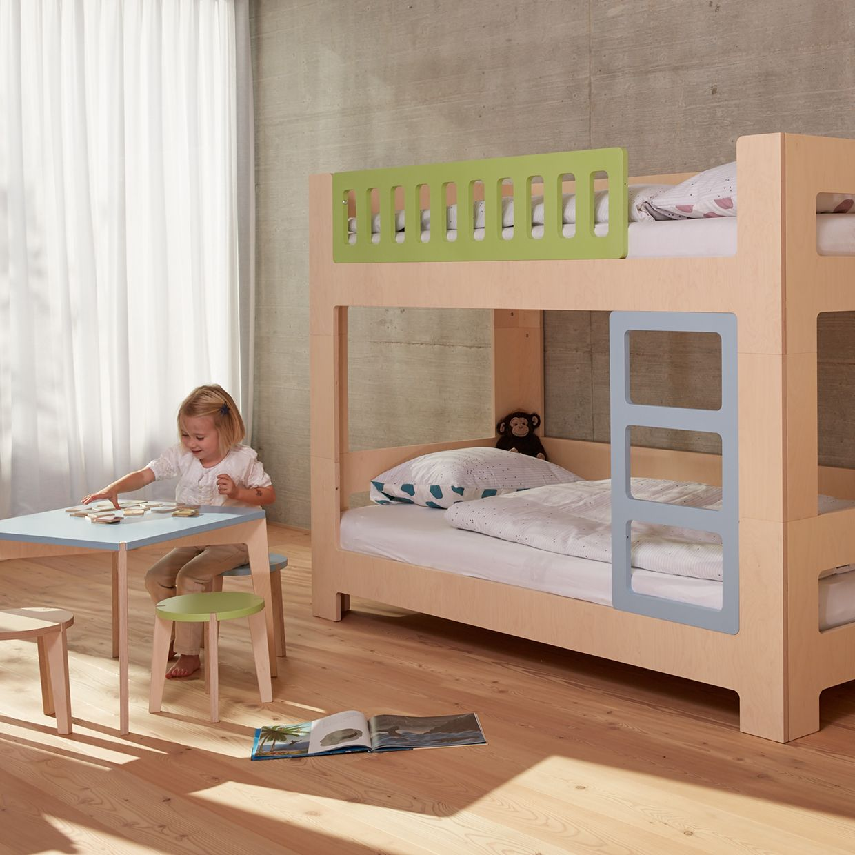 Loft Bed For Children By Blueroom Get In Contact With The