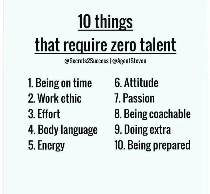 Motivational Quotes Requires No Talent Life Lessons Pinterest