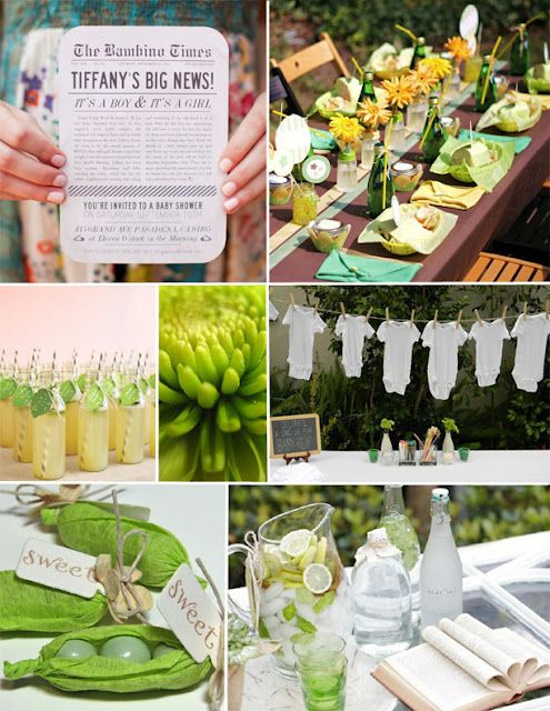 sweet pea baby shower | gender neutral baby shower themes ...
