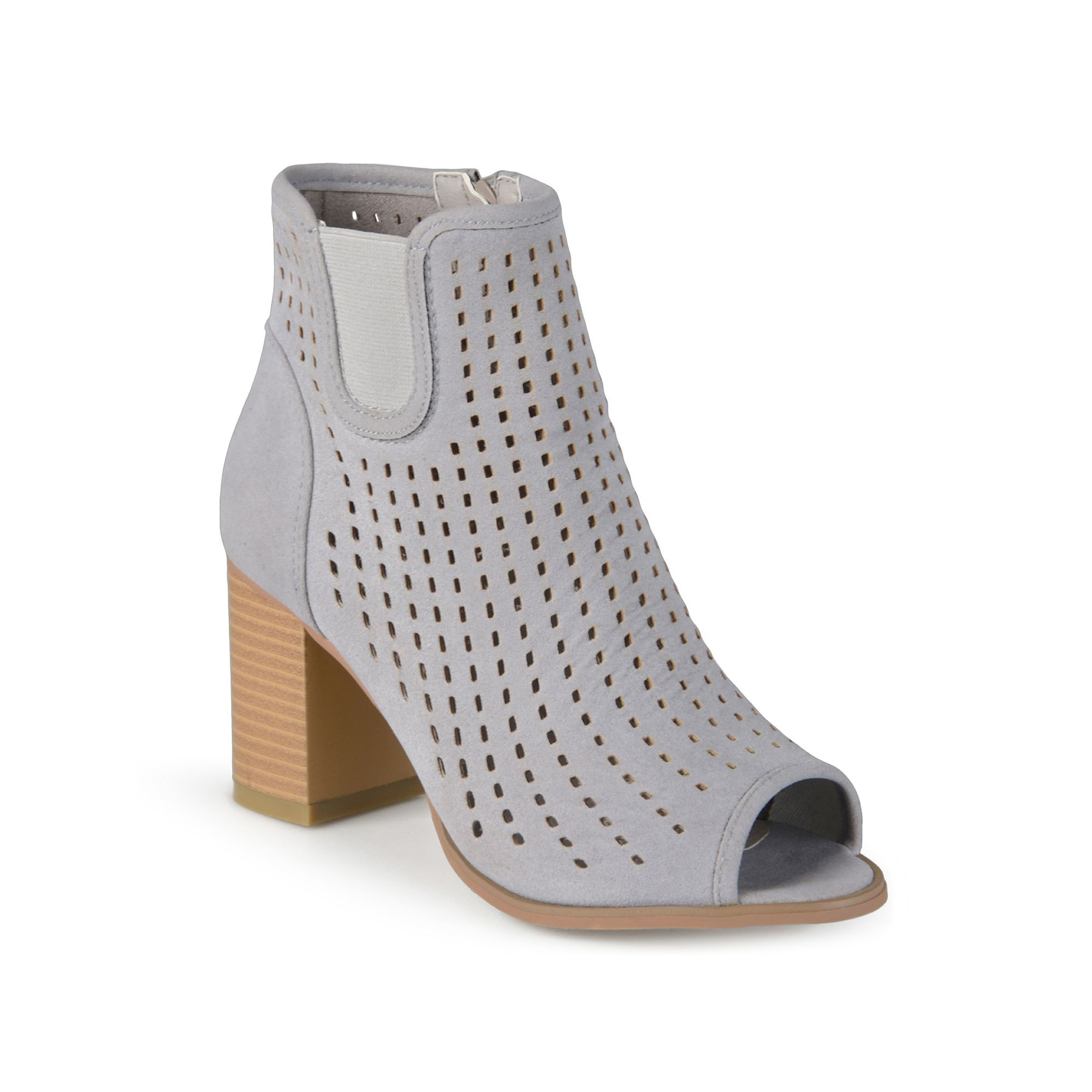 6a0ab3dfe5bd Journee Collection Emm Women s Ankle Boots
