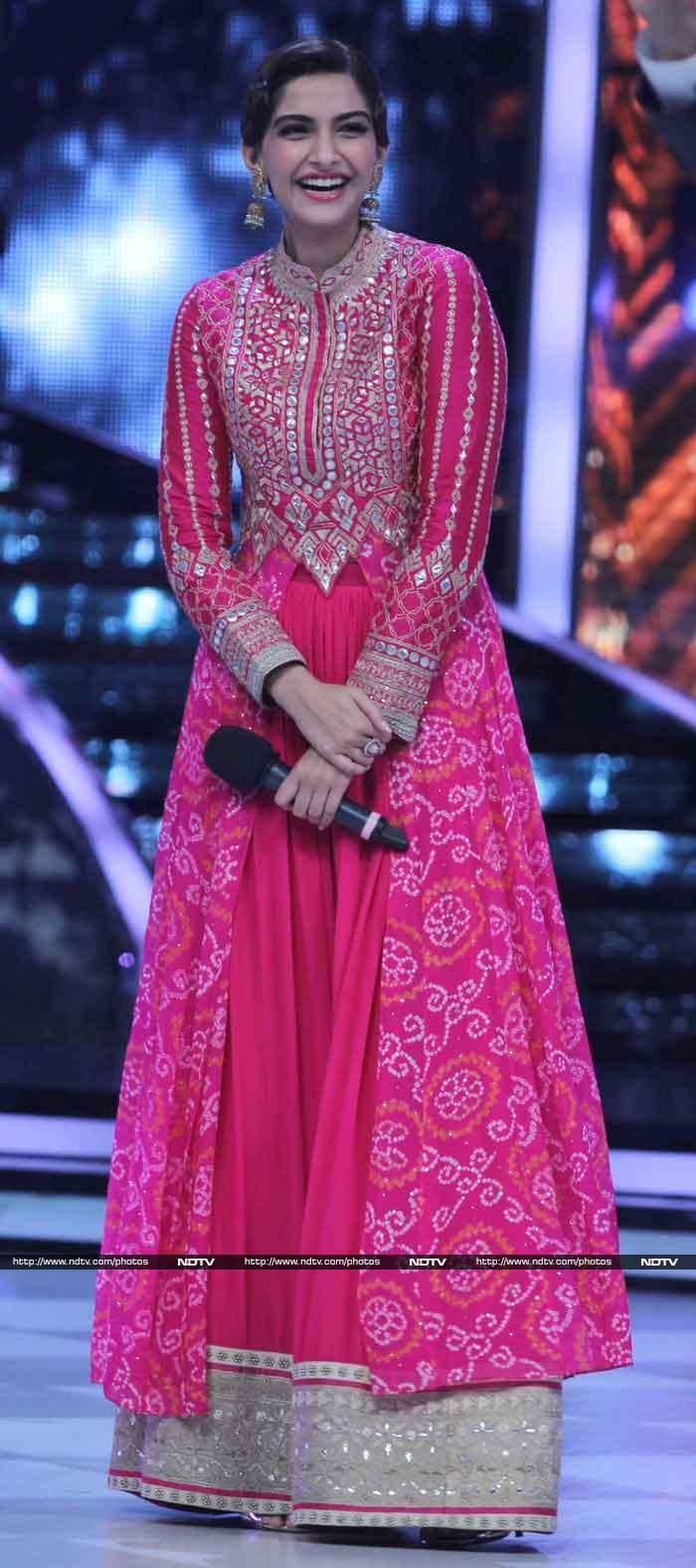 Jhalak Dance-Off: Madhuri, Sonam, KJo, Fawad | Photoshoot ...