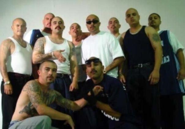 Hood Times Cyclones 13 Gang Cholos Chicano Art