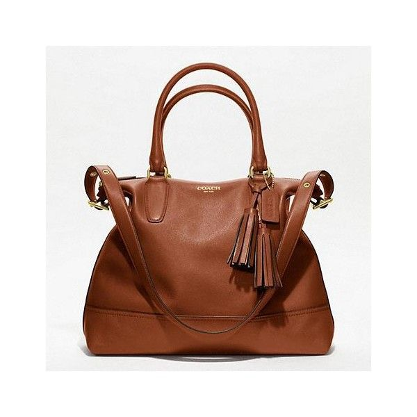 Coach Legacy Leather Rory Satchel
