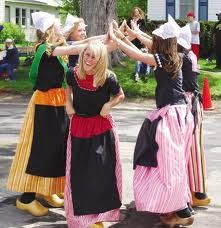 Traditional Dutch Dance | Come Dance With Me | Holland