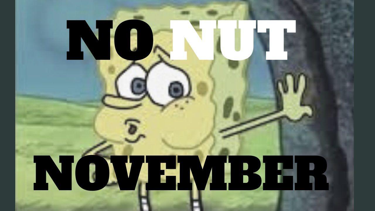 Tips To Survive No Nut November 2020 Dark Humor Survival Self Help