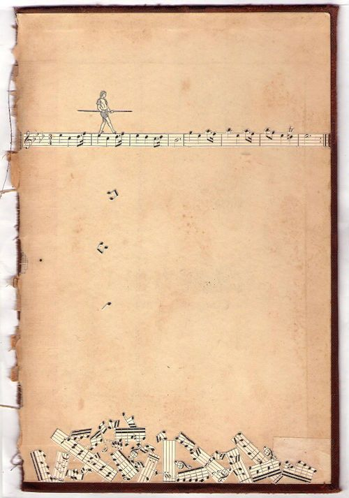 Most Creative Book Covers : Most creative sheet music artworks musicallypictured