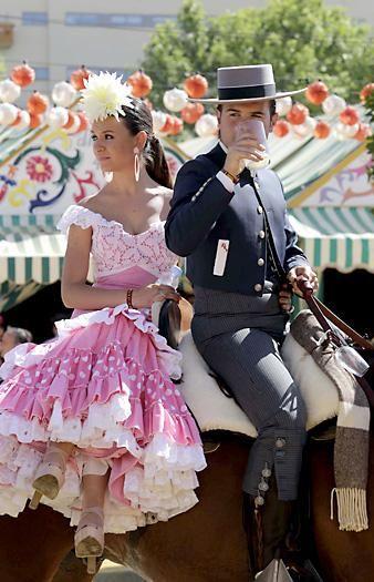 SPAIN / ANDALUCÍA / Festivities -Feria 2015