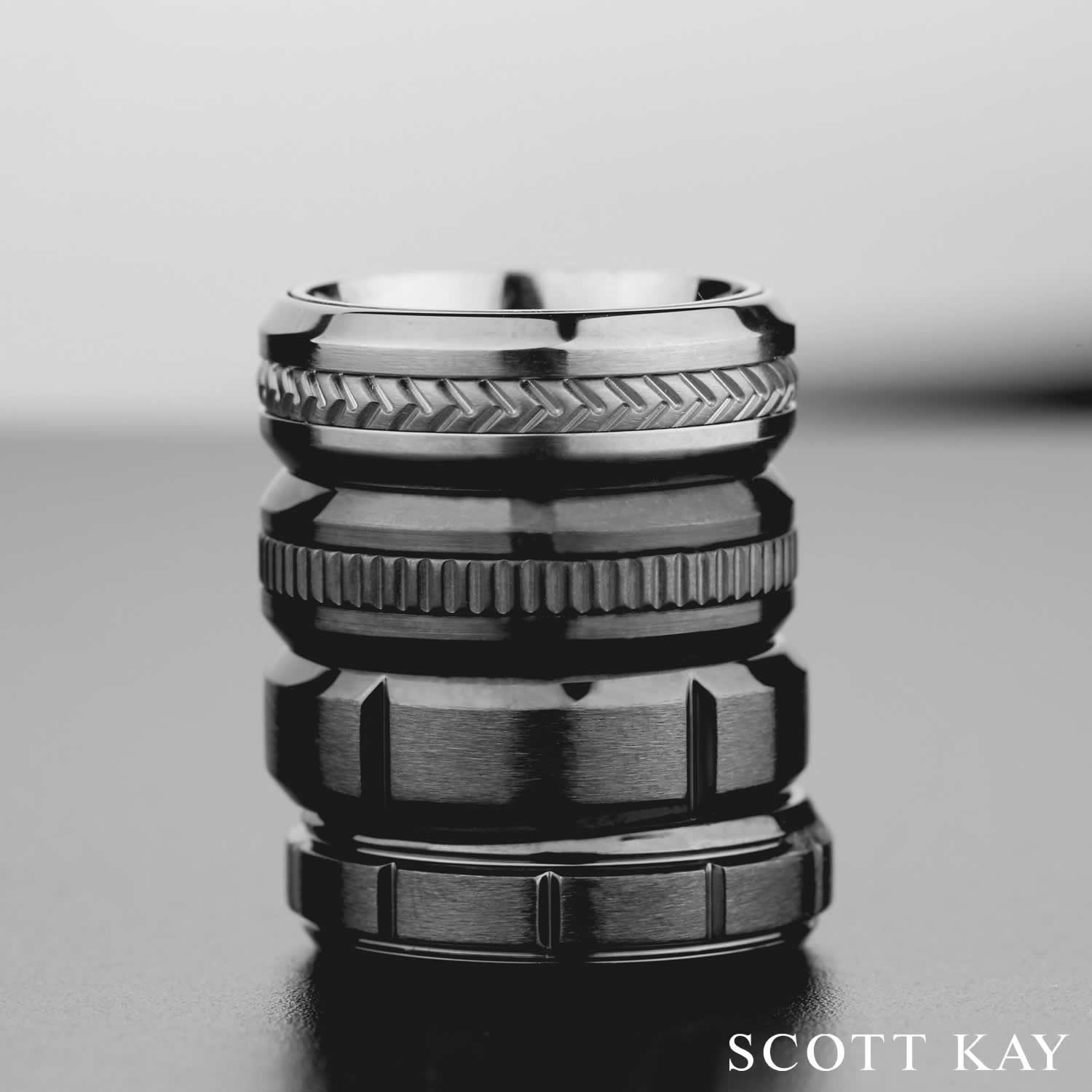 ‪#‎BioBlu27‬™ exhibits extremely high durability, superior strength, and excellent corrosion resistance. It has an extraordinary resistance to shock and pressure and is also scratch resistant, which allows it to maintain its luster throughout the toughest environmental conditions. ‪ #‎ScottKayCobalt‬