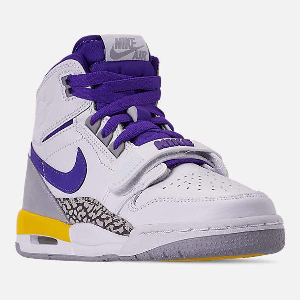 35870178782f31 Nike Boys Air Jordan Legacy 312 Off-Court Shoes