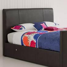 Knightsbridge TV Bed - Brown