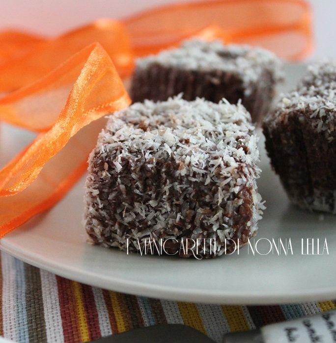 Photo of Coccole al cioccolato ricetta dolce dessert torta per bambini