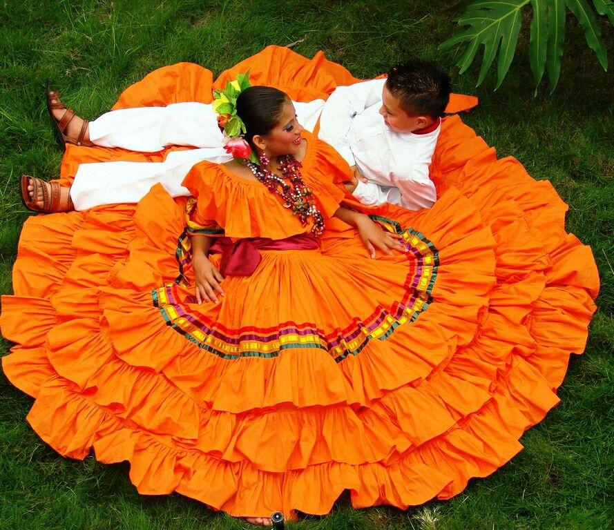Trajes tipicos Honduras
