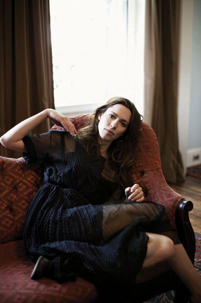 dustjacket attic: Rebecca Hall photographed by Peter Ash Lee for Corduroy