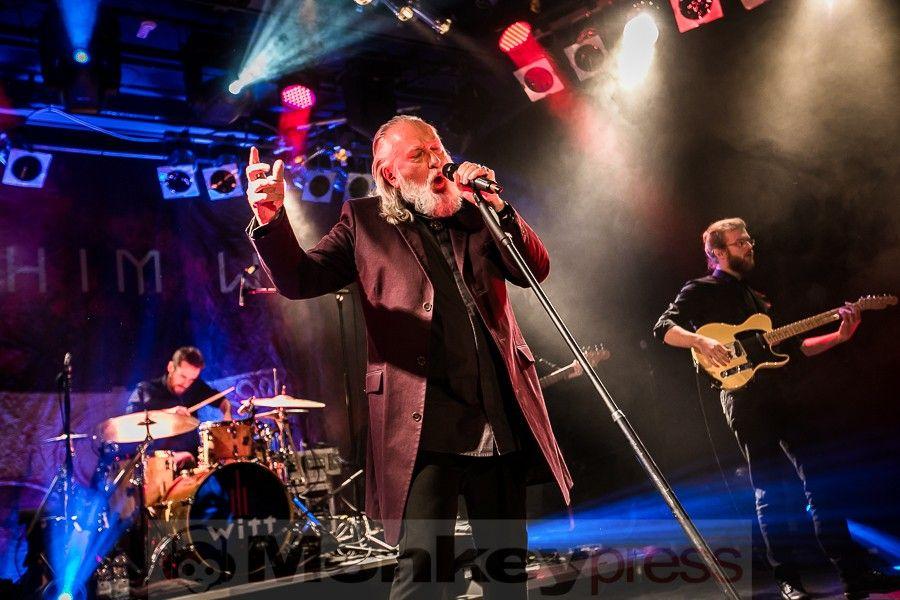 JOACHIM WITT & LEICHTMATROSE Wuppertal, Live Club Barmen