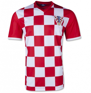 bcee17f59 Croatia national team 2014 Home Soccer Jersey  1403292224