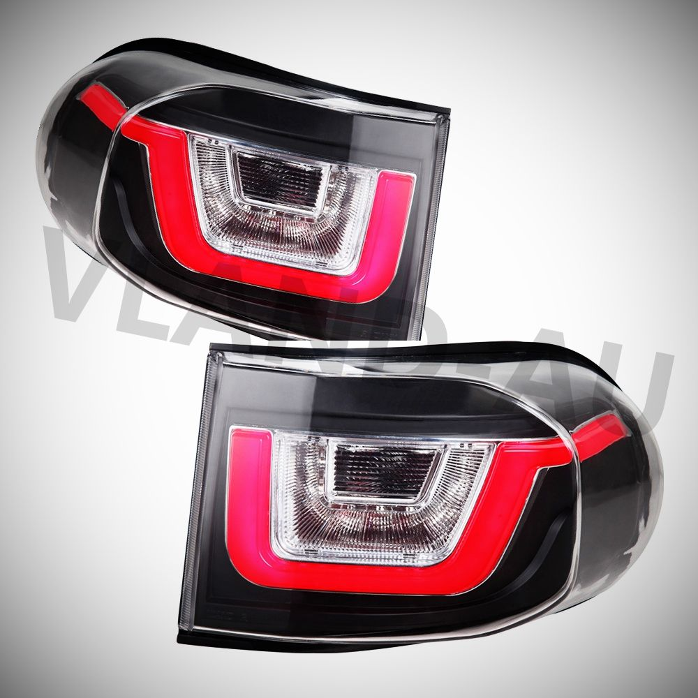 Vland Car Accessories For Fj Cruser 2007 Up Led Taillights Lamp