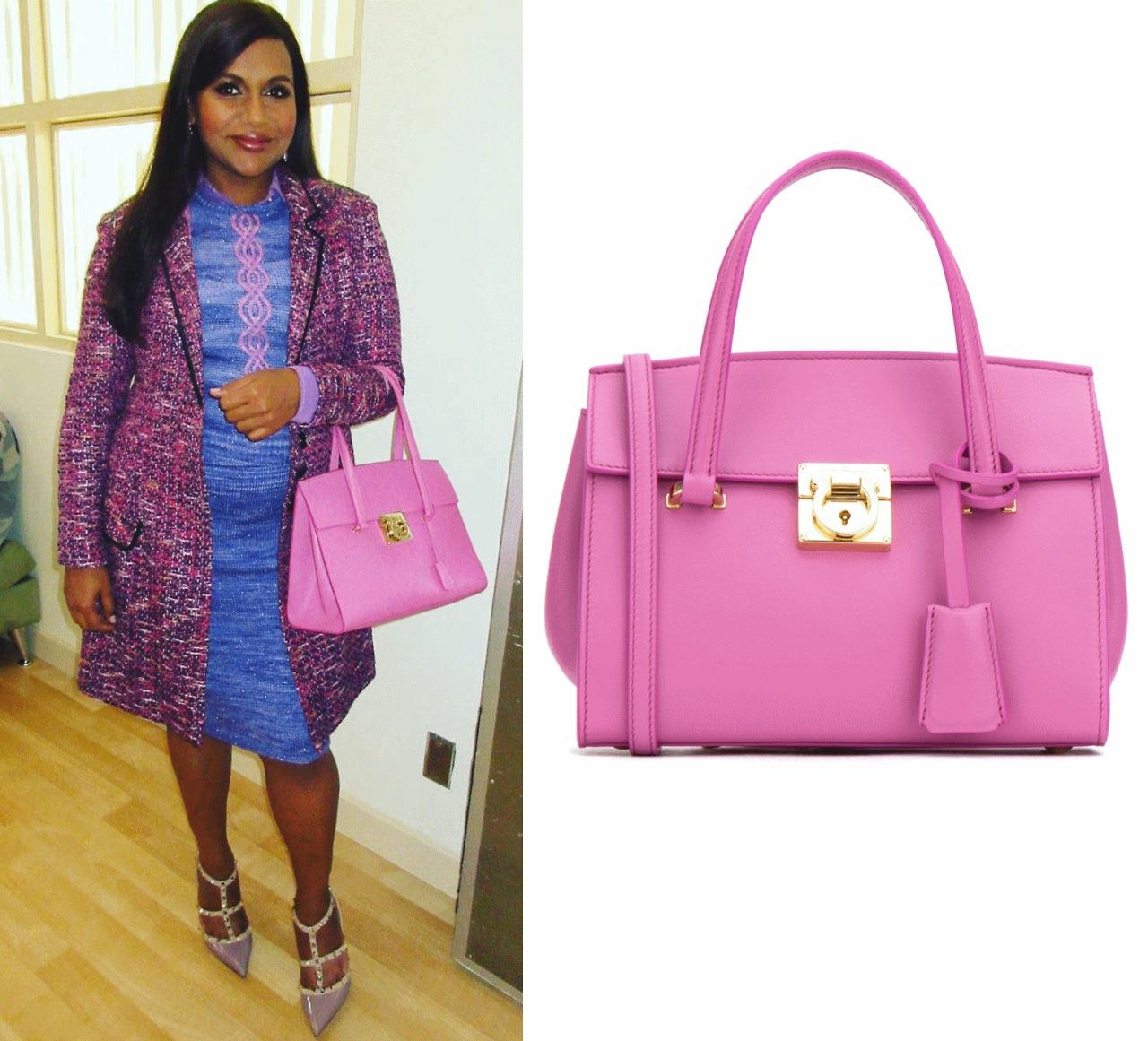 b86d650719 Mindy Lahiri s incredible collection of designer bags is seemingly without  end!