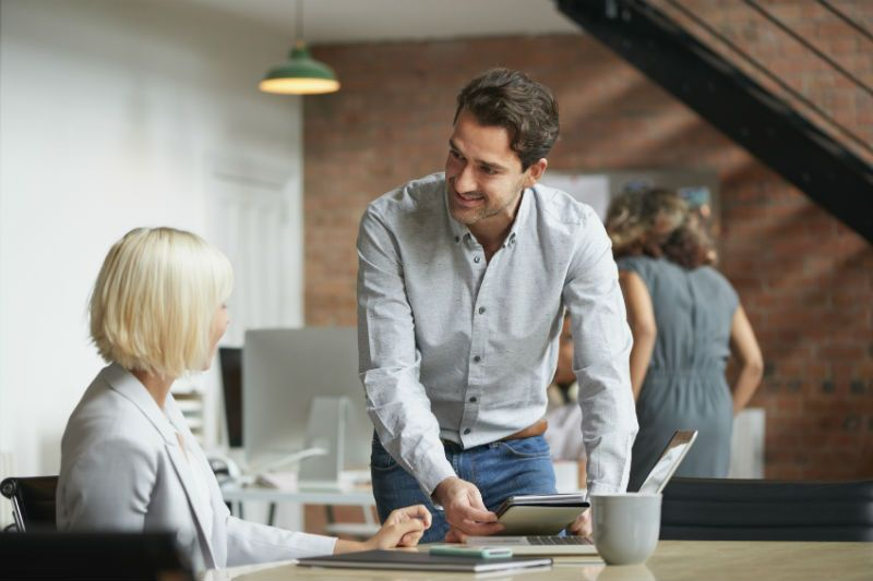 How can you be a better leader show your employees you