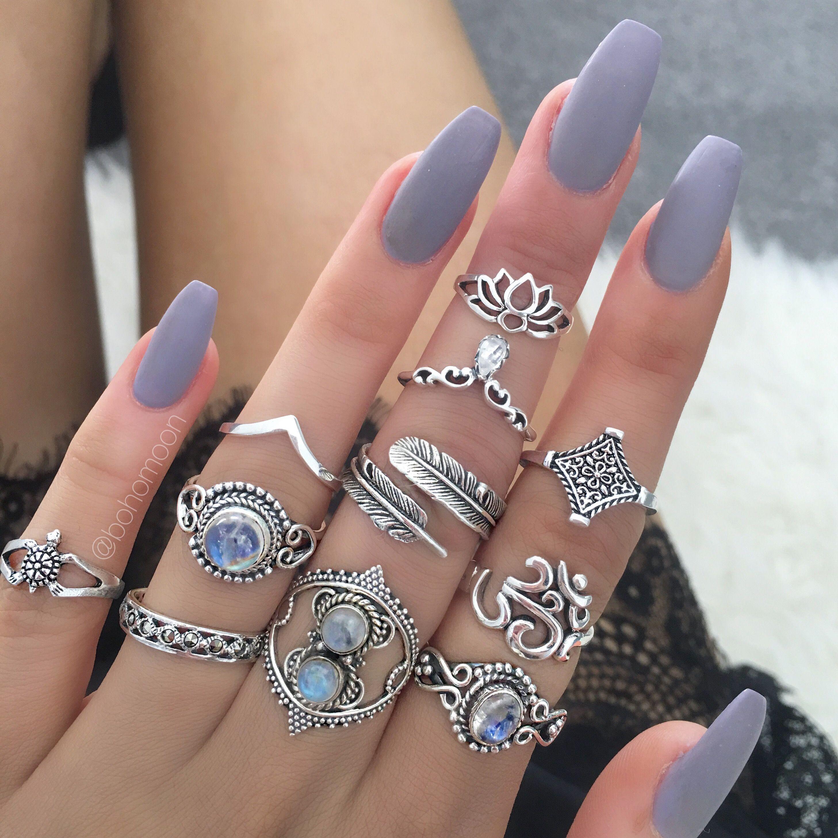 PrettyRedRose11 | Nail Jewels | Pinterest | Ring, Jewel and Jewlery