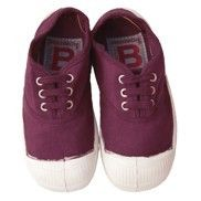 5eab1e6bcb1b32 Tennis bordeaux enfant - Bensimon | Kids Clothes | Shoes, Fashion ...