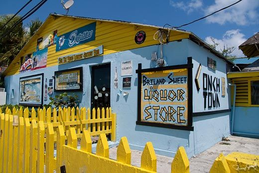 Vic Hum Club, Harbor Island, Bahamas