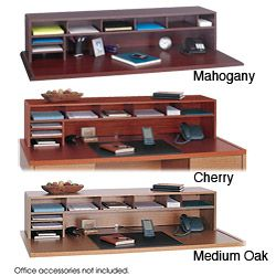 Safco Low Profile Desk Top Organizer Ping Rated Organizers