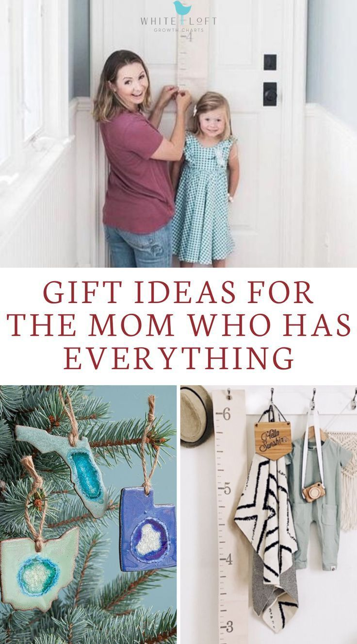 Awesome & Unique Gifts for the Mom Who Says she Has