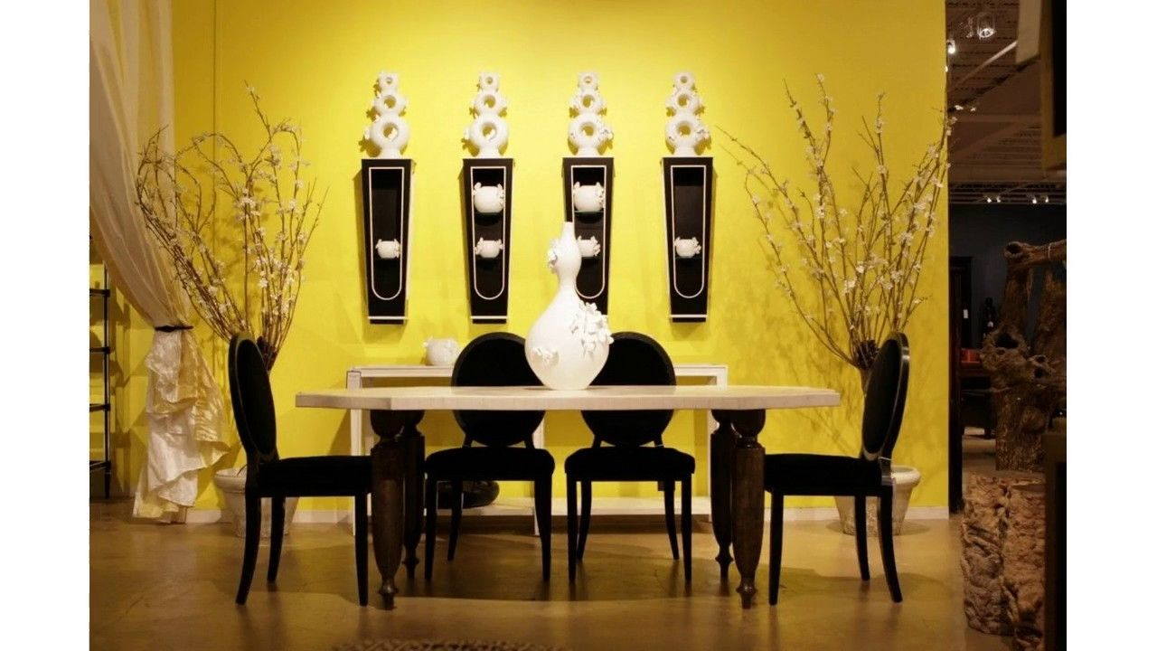 Ideas para decorar las paredes del comedor | Tour departament ...