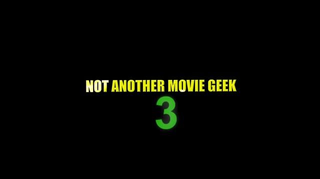 We are hard at work filming our web show based on our website NOT ANOTHER MOVIE GEEK. Which brings you all the latest movie news and information. This is the intro to the upcoming show.