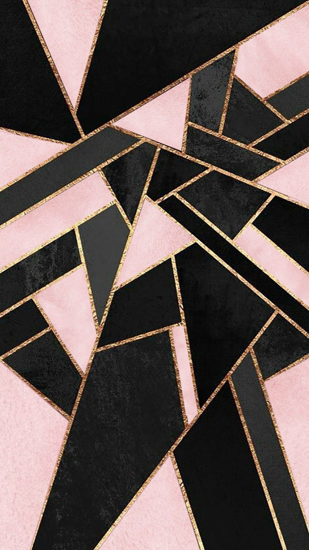 Pin By Liz Lipscomb On Pink Gold Wallpaper Background Glitter Wallpaper Pretty Wallpapers