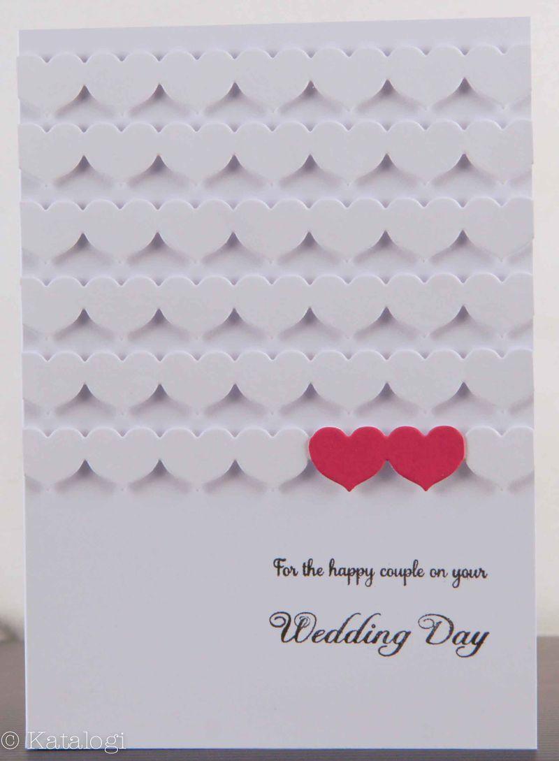 Wedding card wedding card handmade wedding and cards