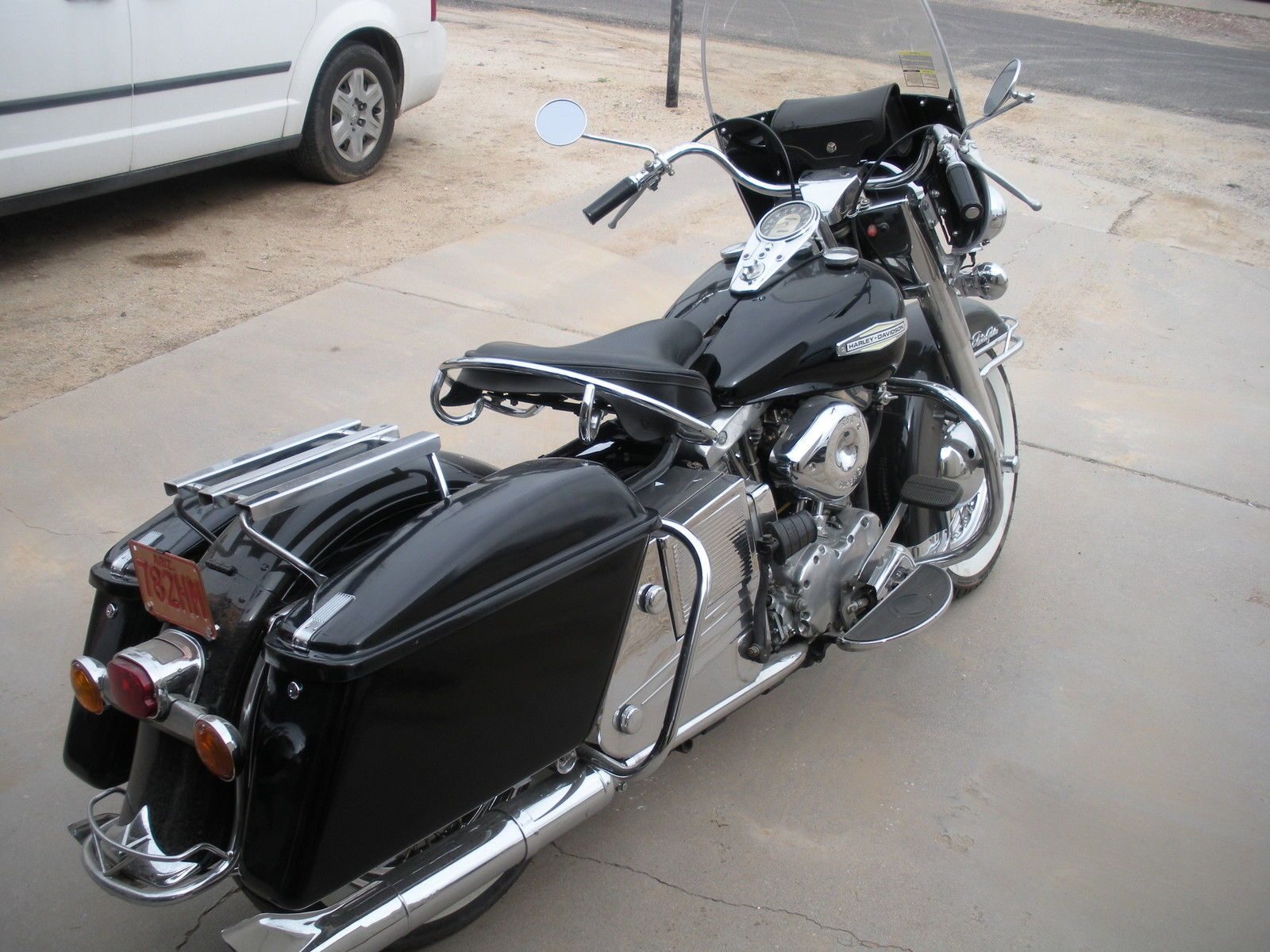 Details about 1966 Harley-Davidson Touring | MOTORCYCLES