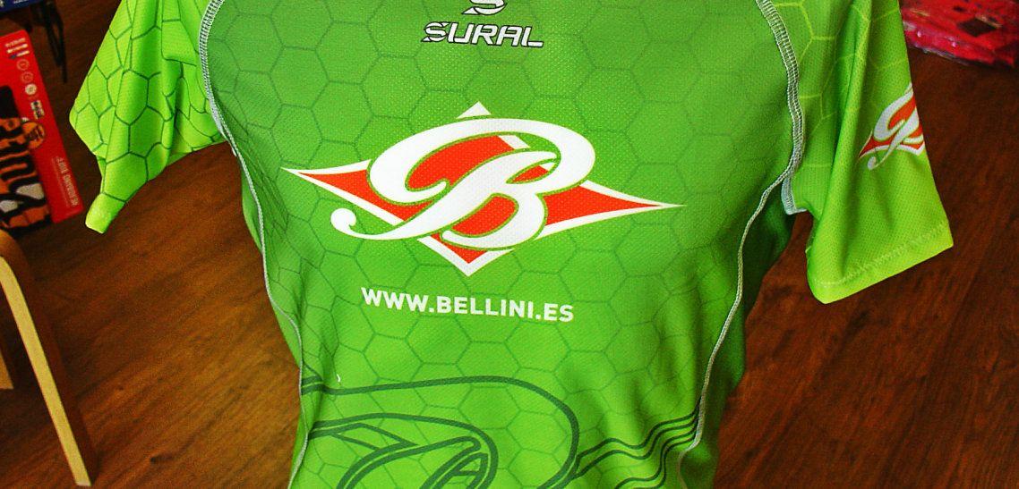 Bellini pro team.