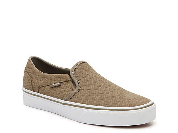 c132070610 Women Asher Slip-On Sneaker - Women s -Olive Green