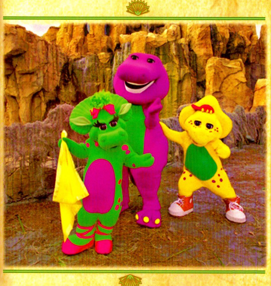 barney and friends at the land of make believe by bestbarneyfan
