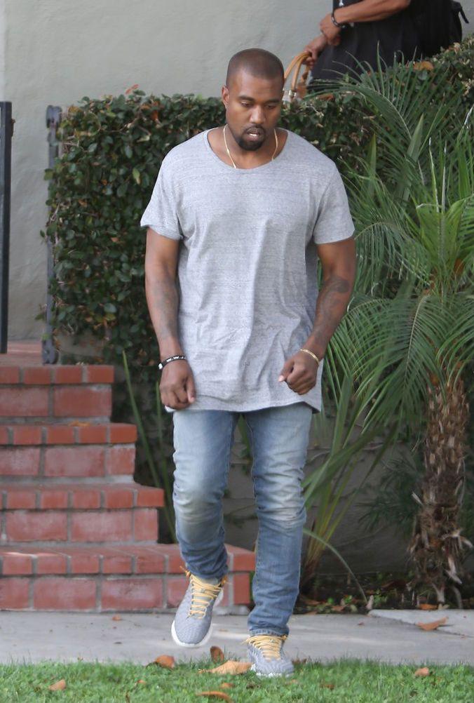 Kanye West Wearing Nike Free Inneva Woven Cheap Fashion Dresses How To Wear Fashion