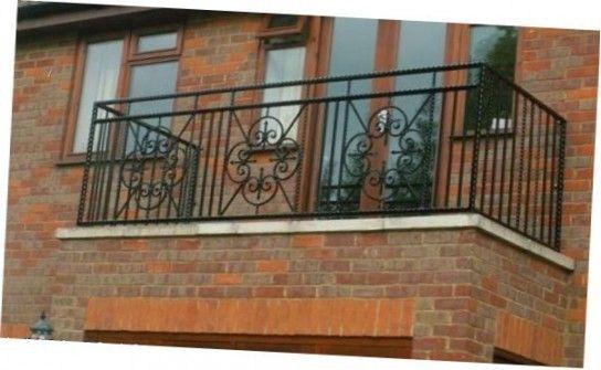 Balcony Grill Design 20