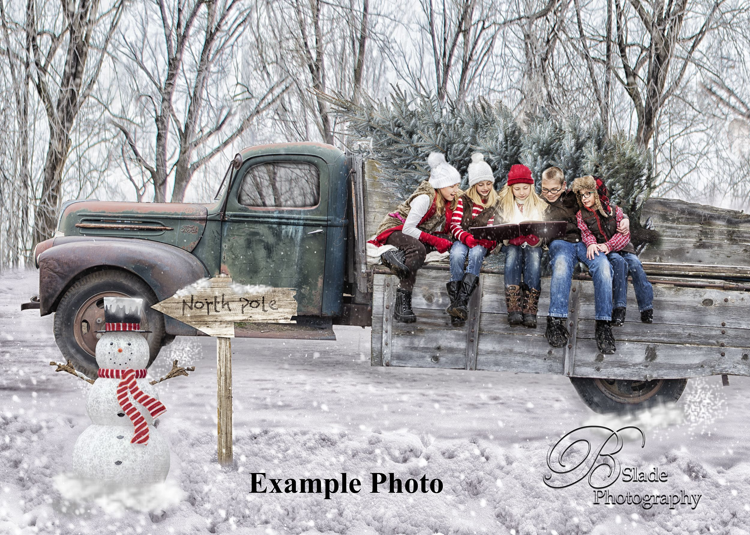 This Item Is Unavailable Family Christmas Pictures Old Trucks Family Christmas Cards