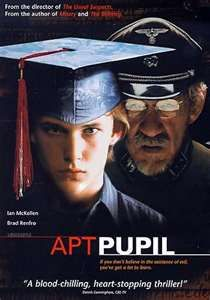 Apt Pupil. Just when you think Stephen King can't write a more horrific novel, he does. I read this in a book of short stories, then got it on audio books. Creepy both ways.