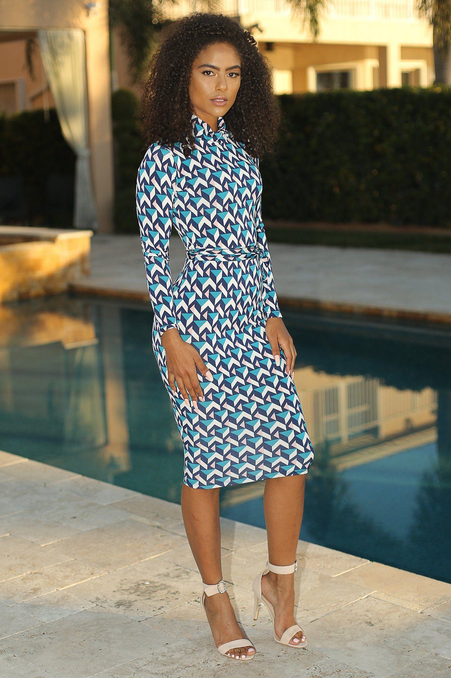 e175527c7de ... Plus Size. Stella - Any Occasion Midi Dress