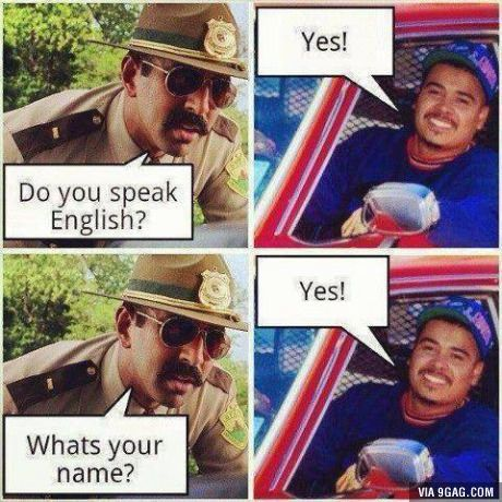 Do You Speak English Mexican Funny Memes Mexicans Be Like Funny Pictures Fails