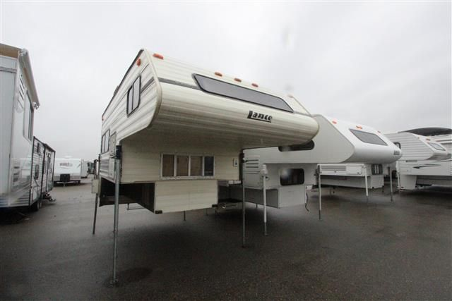 Used 1987 Lance Lance Truck Camper For Sale In Meridian Id Mer547219b Camping World Truck Campers For Sale Truck Camper Used Truck Campers