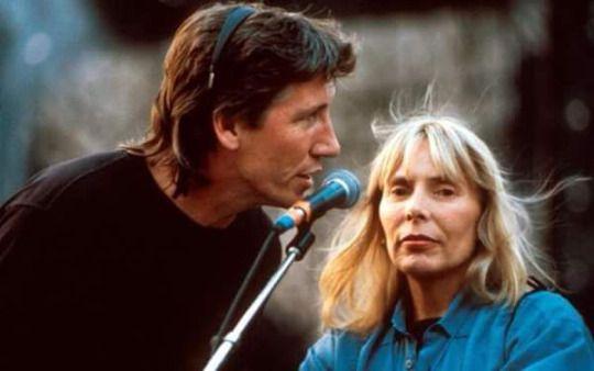 Sue Tierney Mcnamara Roger Waters Joni Mitchell Songs Pink Floyd