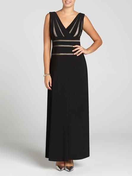Laura petite robe soiree